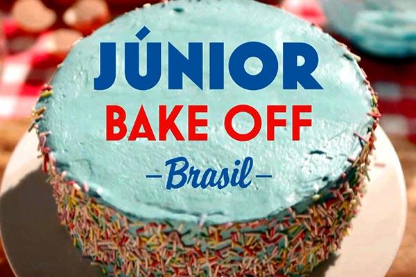 Resultado de imagem para logo junior bake off brasil