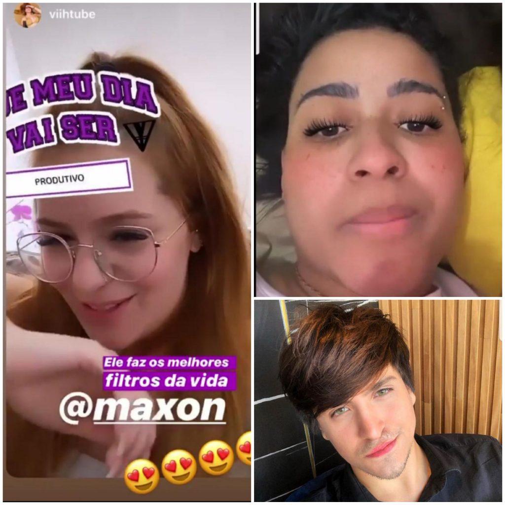 20200705 170907 1024x1024 - Maxon Samir criador de filtros no Instagram é o queridinho dos famosos