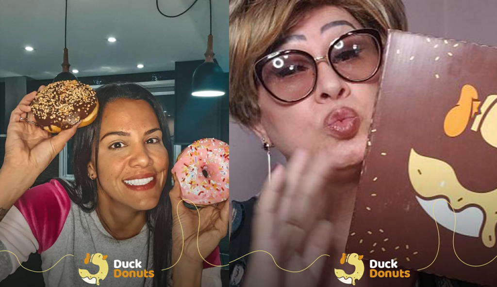 Mr... 1024x593 - Mr. Duck Donuts, o Donuts que conquistou os famosos